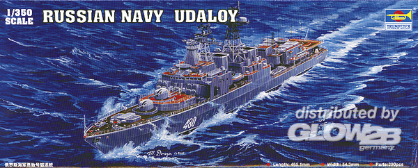 04517 - Russian Navy Udaloy Class Destroyer Severomorsk