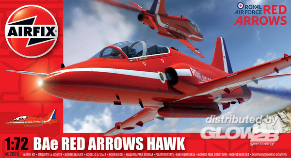 Artikel-Bild-A02005 - RED ARROWS HAWK