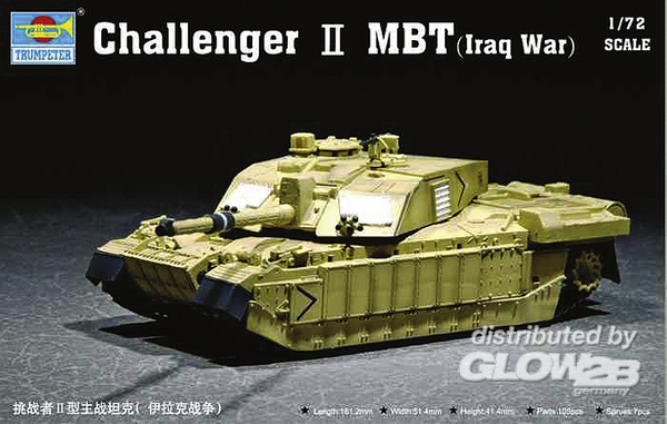 07215 - Challenger II MBT (Iraq War)
