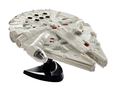 06727 - STAR WARS Millennium Falcon easykit pocket