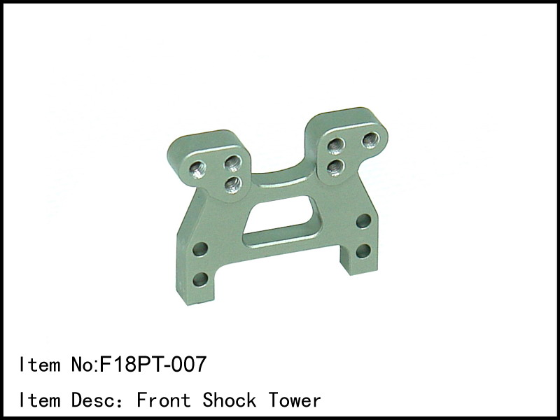 Artikel-Bild-F18-PT-007 - CNC Alloy Front Shock Tower
