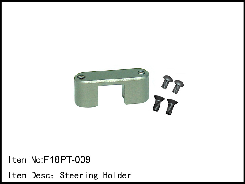 Artikel-Bild-F18-PT-009 - CNC Alloy Steering Holder