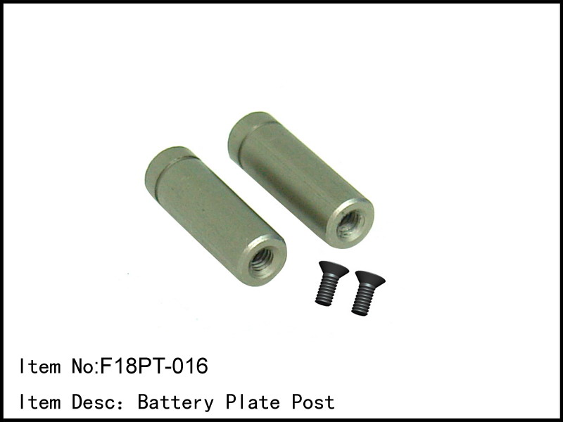 Artikel-Bild-F18-PT-016 - CNC Alloy Battery Plate Post