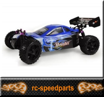 Buggy Booster blau 2,4 GHz RTR Set