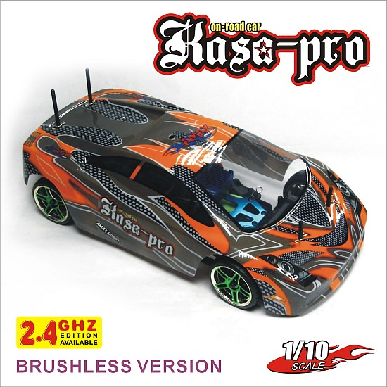 Artikel-Bild-Amewi Kasa pro brushless orange Lipo Version