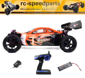 Artikel-Bild-Buggy Booster orange 2,4 GHz RTR Set