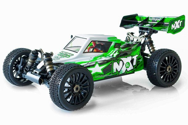 SPIRIT NXT EP 6S E-Buggy RTR Brushless 4WD