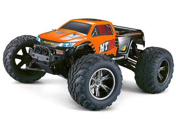 FTK-MT12-OR - MT12 Monster Truck EP RTR 2WD orange