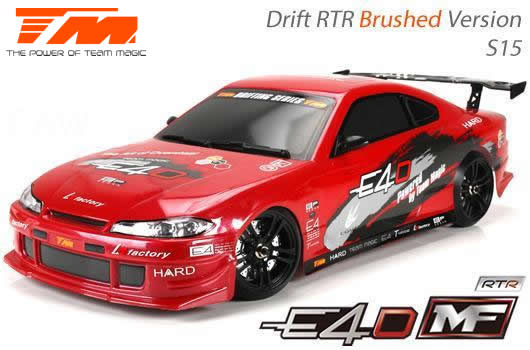 Artikel-Bild-TM503019-S13 Team Magic E4D-MF-S15 Drifter ARR