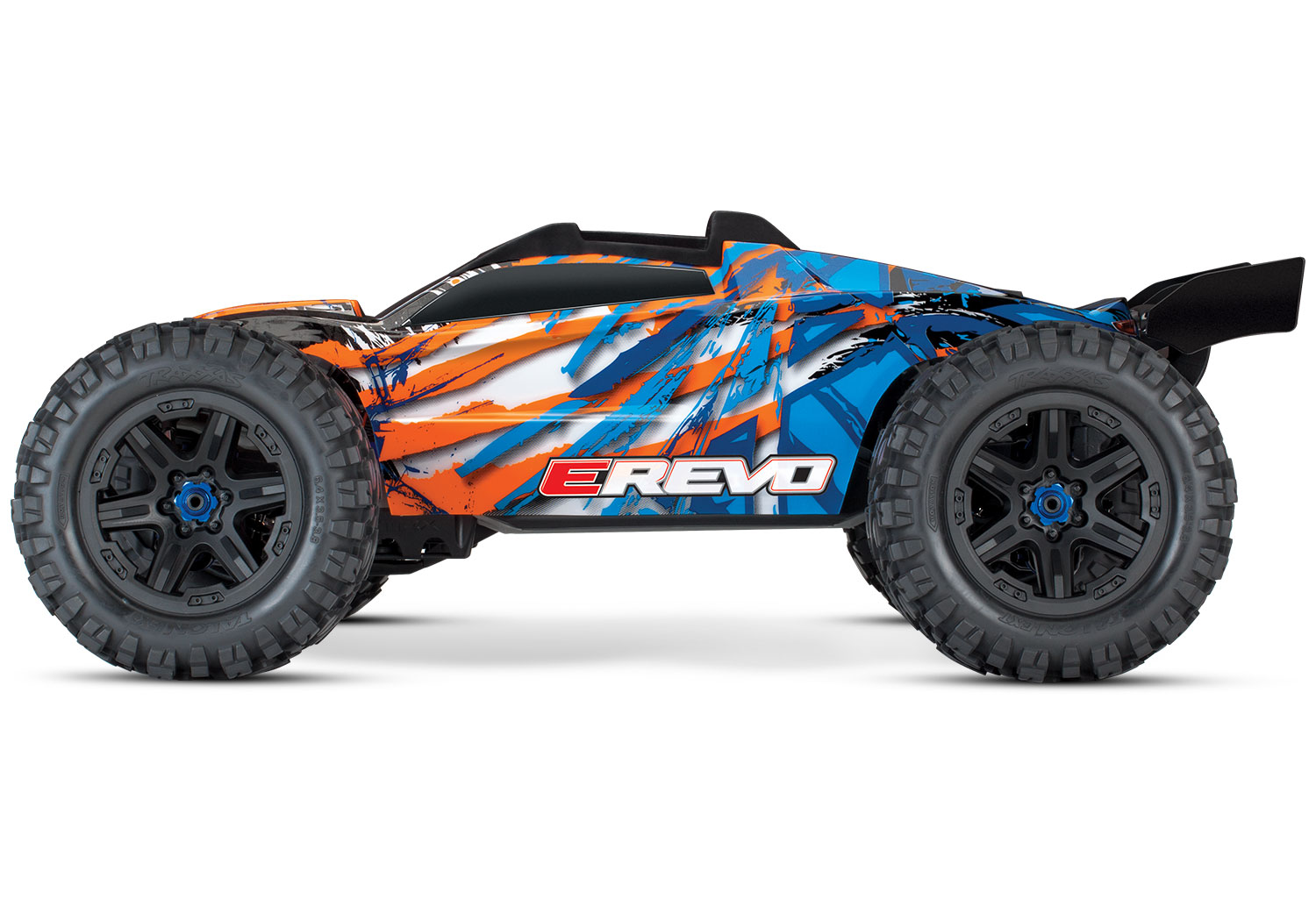 TRX86086-4 Traxxas E-Revo Brushless TSM 6S Version 2018