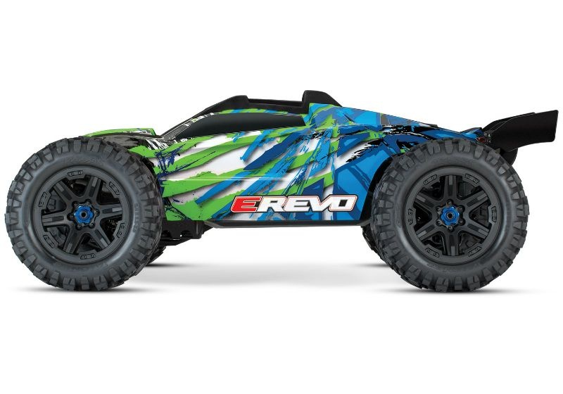 Traxxas E-Revo Version 2018